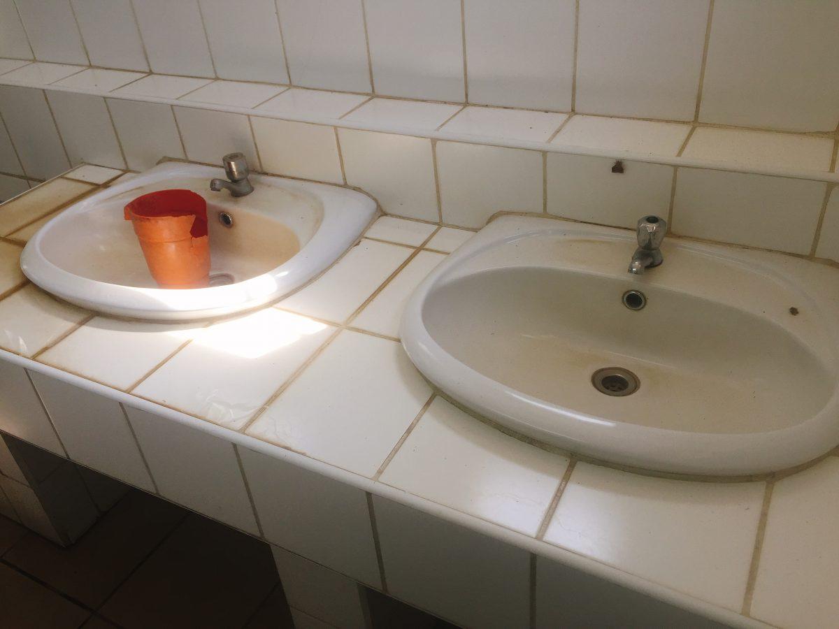 下痢なのにトイレの水がない。蚊と蠅との共同生活はアフリカの洗礼?!【1】