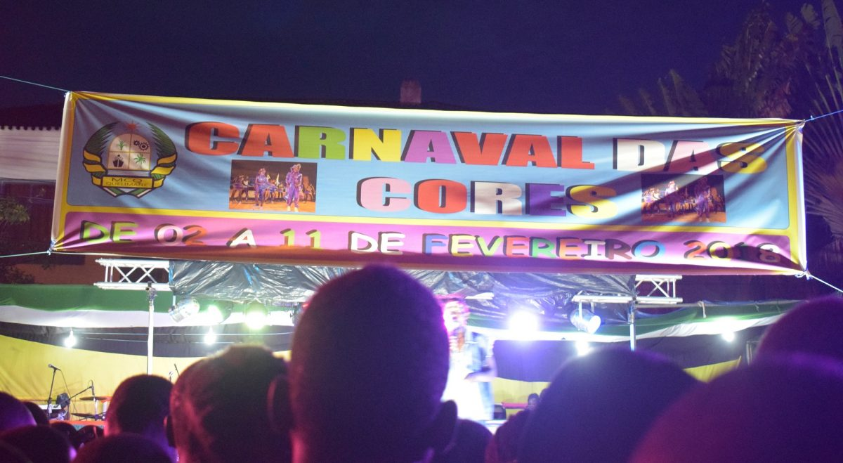 モザンビーク最大級のイベントの一つ、Carnaval das Coresとは?