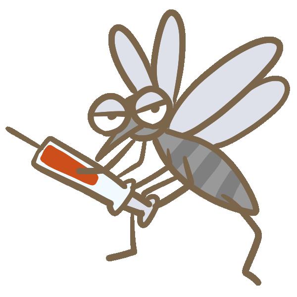 2ヶ月間、殺した蚊の数を数えてみた。Part-2(笑)